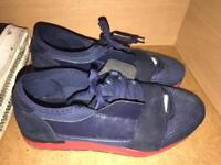 Balenciaga trainers size 7