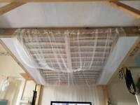 Massive loft bed for sale