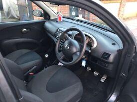 Nissan Micra 5DR hatchback excellent drive