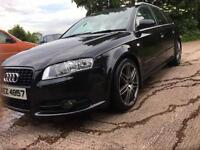 Audi A4 avant Quattro 3.0 tdi S-Line 2005 manual Rare Bose leather s2000 swap px