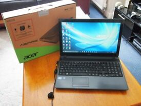 "Acer Aspire 5749 15.6"" (750GB, Intel Core i3 2nd Gen., 2.2GHz, 8GB)"