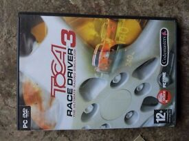 TOCA race driver 3 PC game