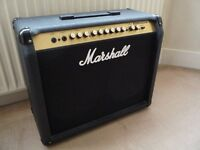 "Marshall VS230 Valvestate Amp / Amplifier - 2 x 12"" Stereo Chorus - Including Footswitch - VGC"