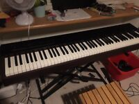 Roland F-20 Digital Piano | Weighted Keys | Felt | Great Condition