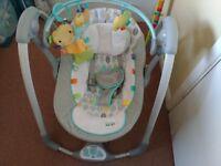 Baby rockers and swings Ingenuity