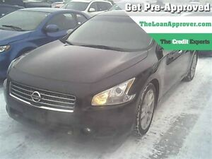 2011 Nissan Maxima SV | LEATHER | ROOF | HEATED SEATS