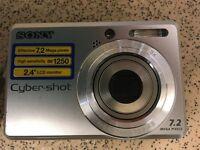 Sony Cyber Shot digital camera DSC-S730