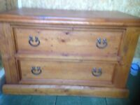 Solid pine Chest of Drawers...