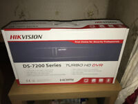 HikVision Turbo 4.0 HD DVR, DS-7204HTHI-K1, 4K UHD, 4TVI+2Ip Channels up to 8MP, latest Model, New