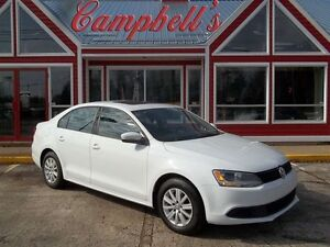2014 Volkswagen Jetta 2.0L Comfortline!! SUNROOF!! HEATED SEATS!
