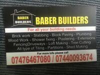 Building work expert carpenter local Birmingham building Plumbing extension experts