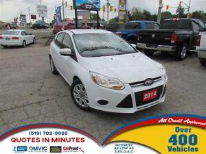 2014 Ford Focus SE | HATCHBACK | SAT RADIO | BLUETOOTH