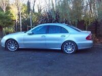 Mercedes Benz E CLASS 2006