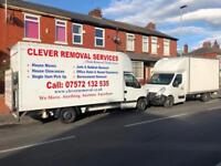 Man and Van, Full/Part House Move, Removal Service, Single Item Pick ups, Large Luton Vans