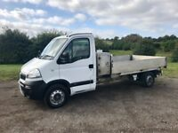 VAUXHALL MOVANO 2.5 DIESEL TRUCK 2009 09-REG ONLY 88,000 MILES WITH FULL SERVICE HISTORY