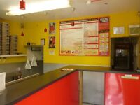 HOT FOOD TAKE AWAY:GREAT MOOR, STOCKPORT: REF: G8389