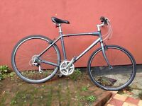 Giant Hybrid CRS 2.5 mens large bike bicycle