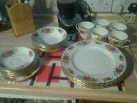 M.aynsley &Co Ltd Staffordshire table ware