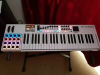 M-Audio 49 Midi Keyboard