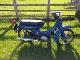 Yamaha,V50 1982, 49 (cc)