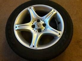 Mg mgf wheels