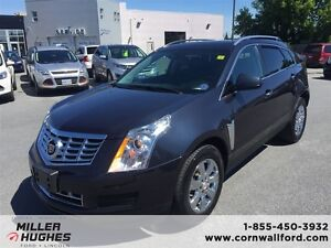 2015 Cadillac SRX Luxury, One Owner, Safetied