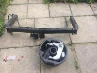 AUDI A6 ALLROAD C5 -AVANT 4B WASTFALIA DETACHABLE TOW BAR