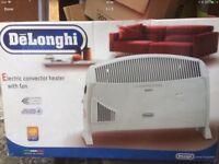 Delonghi Electric Convector Heater