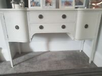 Sideboard - white chalk painted