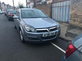 2006 Vauxhall Astra Automatic
