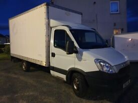 Professional Removal Services - Man with a van rates from £25