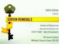 GORVIN REMOVALS