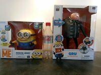 despicable me 2 talking gru figure