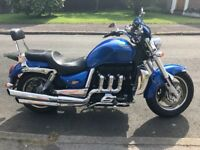 2007 Triumph Rocket 3 Immaculate Low Miles Rocket III