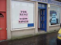Shop or office for rent in Bo-Ness Scotland