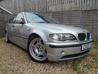 BMW 320d Silver, Avg 50mpg, Full Service History