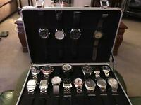 Wanting to swap my loved watch collection