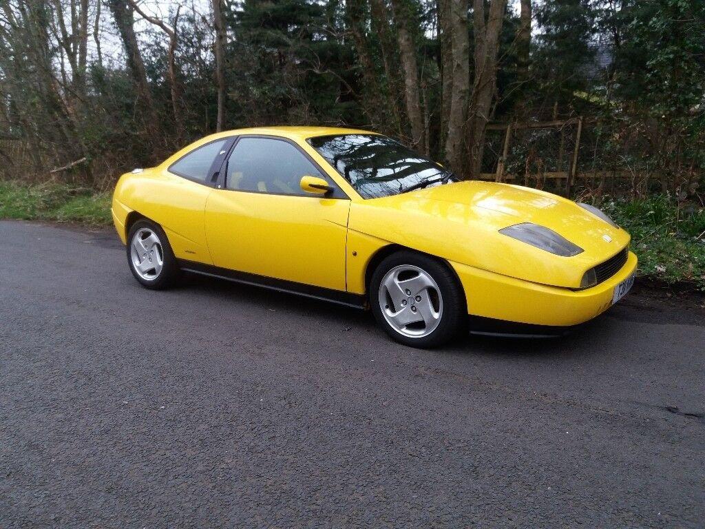 FIat Coupe 2.0 20v 1998 T Reg