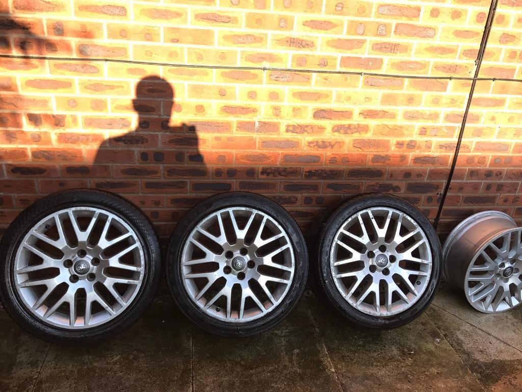 Alloys wheel 17''