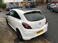 Vauxhall Corsa Limited Edition 2011 very cheap bargain quick sale