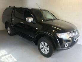 2011 MITSUBISHI L200 Trojan Double Cab Pick up