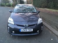 TOYOTA PRIUS (2013 Plate) T3 HIGH Spec, FULL LEATHER 70,000 Miles