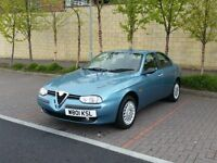 Alfa Romeo 1.8 Twin Spark - FULLY SERVICED, MOT 12 MONTHS, NEW CAMBELT