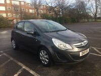 Vauxhall Corsa 1.2 i 16v Exclusiv 5dr Low millage/ Full service History/ HPI Clear/