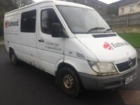 2003 Mercedes Sprinter 313 CDi 6 seater