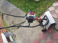 Used great condition rotavator