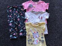 Girls clothes bundle - age 18-24 months