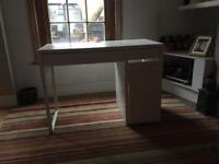 Ikea desk Micke: brand-new and fully-assembled