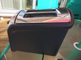 Breville two slice toaster.