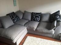 Sofa corner L shape excellent condition